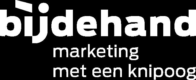 Logo van Bijdehand Marketing
